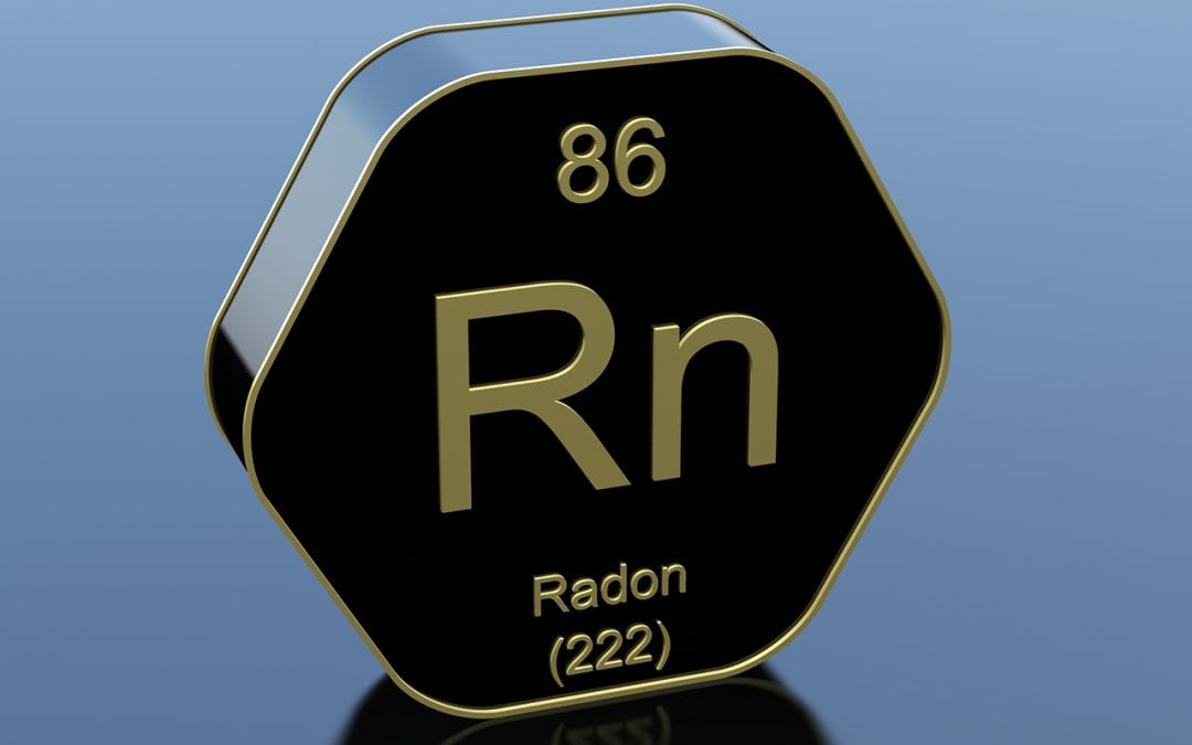 dangerous radon levels in your home